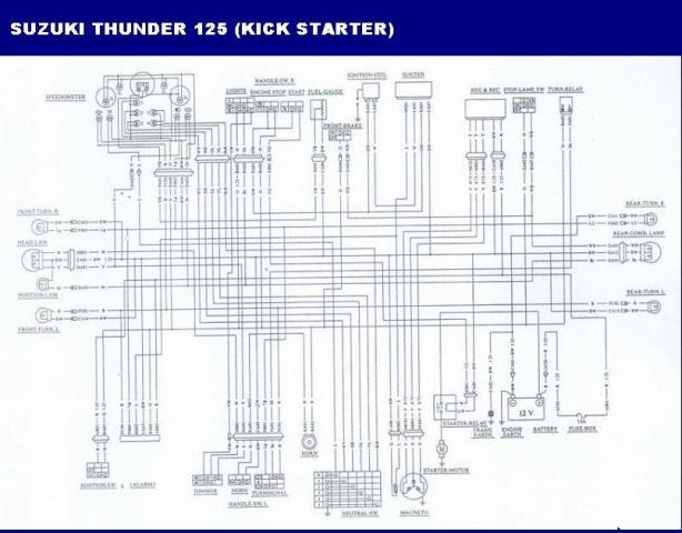Awesome Suzuki Drz125 Wiring Diagram Basic Electronics Wiring Diagram Wiring Cloud Favobieswglorg
